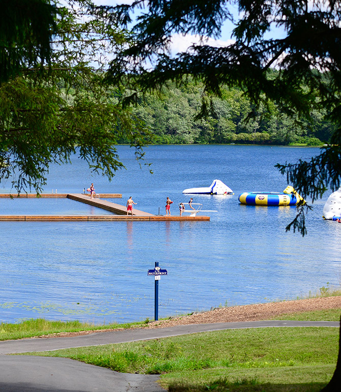 Schedule a Tour at Camp Weequahic in Pennsylvania