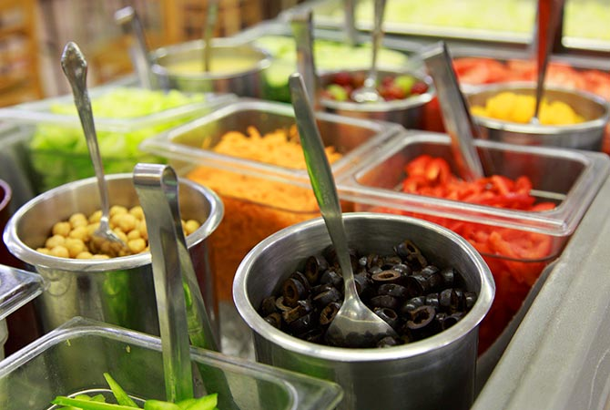 Facility rentals catering