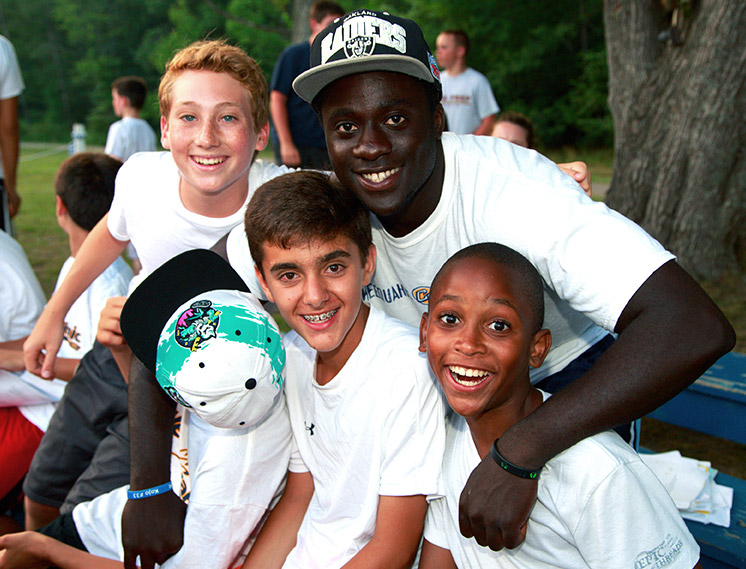 Staff arrival dates at Camp Weequahic