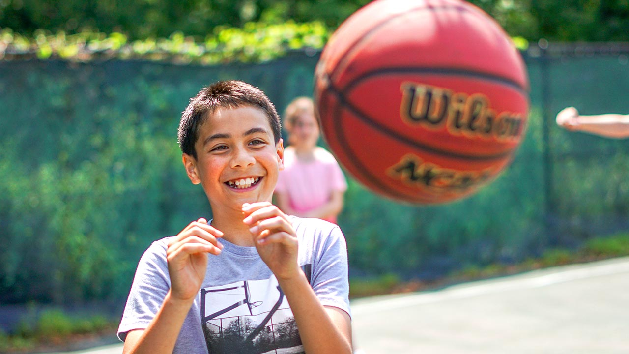 Sports and athletics at Camp Weequahic