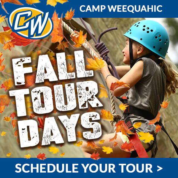 Schedule Your Fall Tour